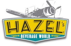 Hazel's Beverage World logo - Links to website