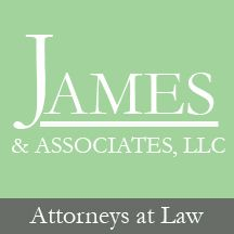 James & Associates logo - Links to website